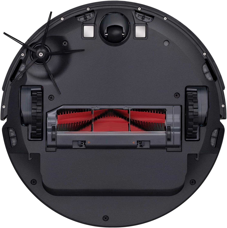 Roborock S6 - Robot aspirador 2 en 1 (aspira y friega), con mapeo y app., batería hasta 3 horas, navegación inteligente con laser de alta precisión y procesador 4 núcleos, color negro: Amazon.es: Hogar