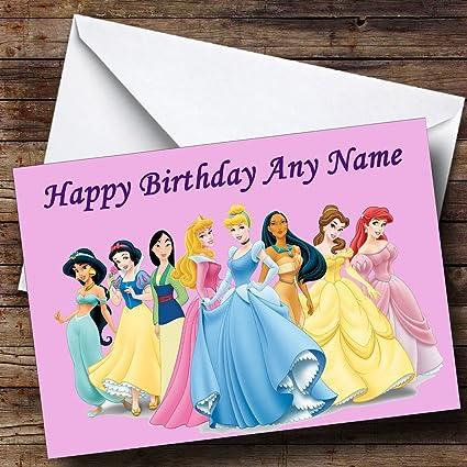 De personalizado de tu propio de las princesas Disney ...