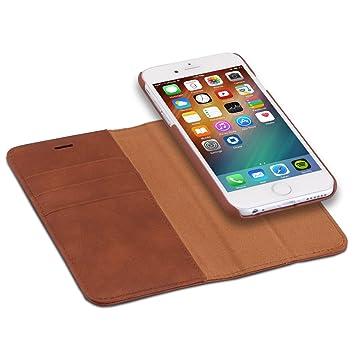 coque cuir iphone 6 detachable