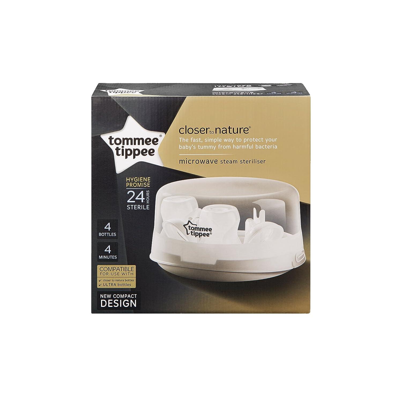 Esterilizar con vapor en el microondas Tommee Tippee 42361081