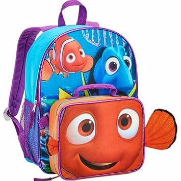 b2804ce8ade Disney Pixar Finding Dory Kids Backpack   Lunch Bag Set  Amazon.co.uk  Toys    Games