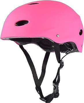 Apollo Casco para Skate/Bicicleta de la Marca Casco Ajustable para ...