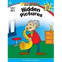 Carson-Dellosa 104339 Hidden Pictures, Grades PK - 1