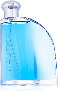 Nautica 3.4 Ounce Blue Eau de Toilette Spray