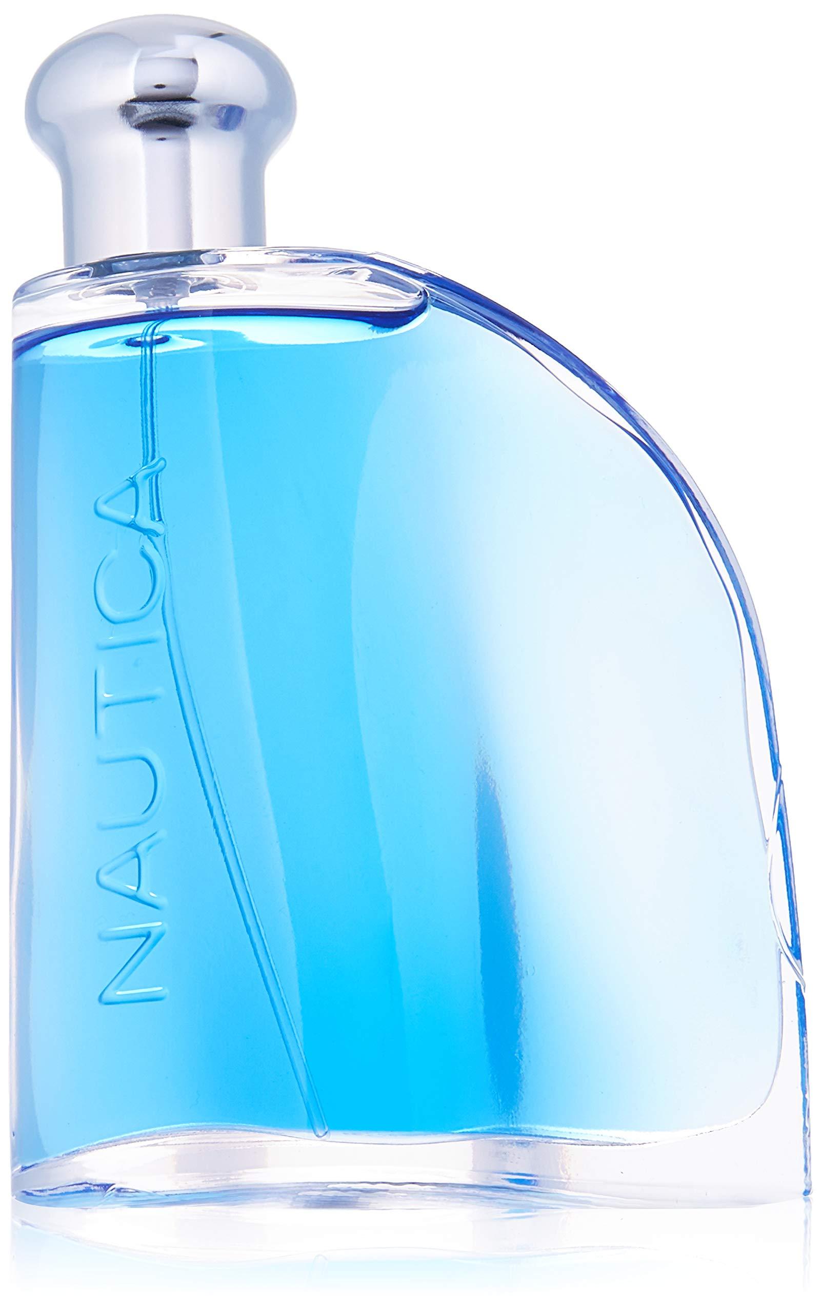 Nautica Blue Eau de Toilette Spray, 3.4 Ounce by Nautica