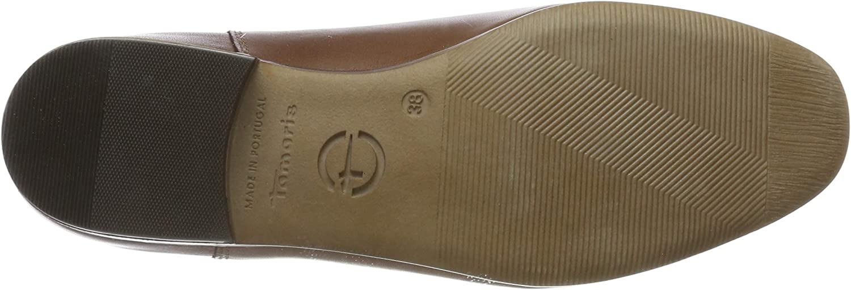 Tamaris Damen 1-1-25326-23 Chelsea Boots Braun Cognac 305