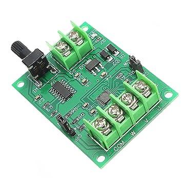 Rokoo 5V-12V DC Brushless Motor Driver Board Controller: Amazon.de ...