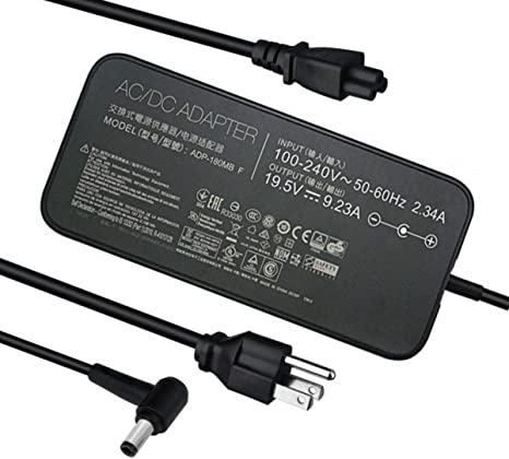 NEW 19.5V 9.23A 180W Adapter For Asus Laptop Charger Power Supply FA180PM111