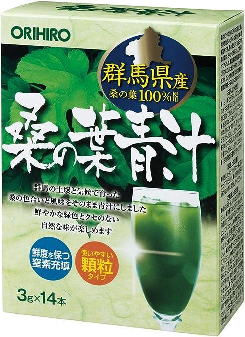 オリヒロ桑の葉青汁14本