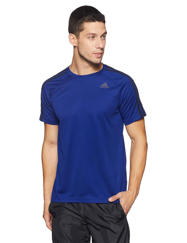 adidas D2m tee 3s - Camiseta Hombre