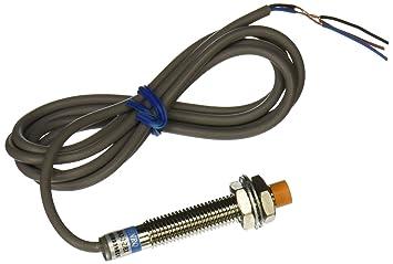 LJ8A3-2-Z/BX NPN NO 3-wire 2mm Inductive Proximity Sensor Switch DC ...