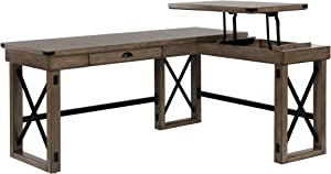 Ameriwood Home Wildwood L Shaped Desk