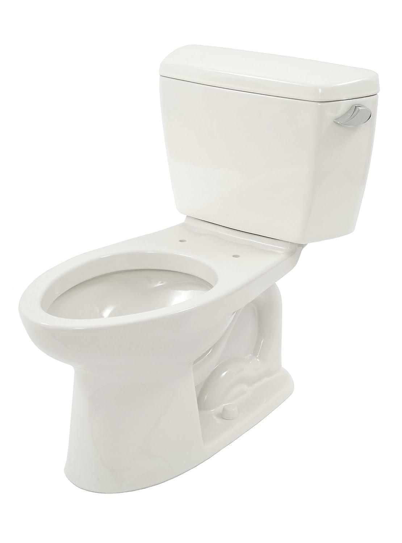 Amazon.com: TOTO CST744SLR#01 Drake 2-Piece Ada Toilet with ...