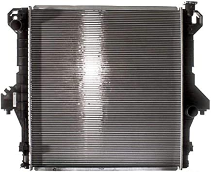 Radiator for 2008-2009 Dodge Ram 2500//Ram 3500 6.7L-DIESEL