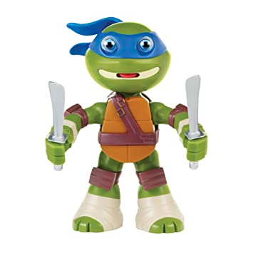 Teenage Mutant Ninja Turtles Squeeze EMS Leonardo Action ...