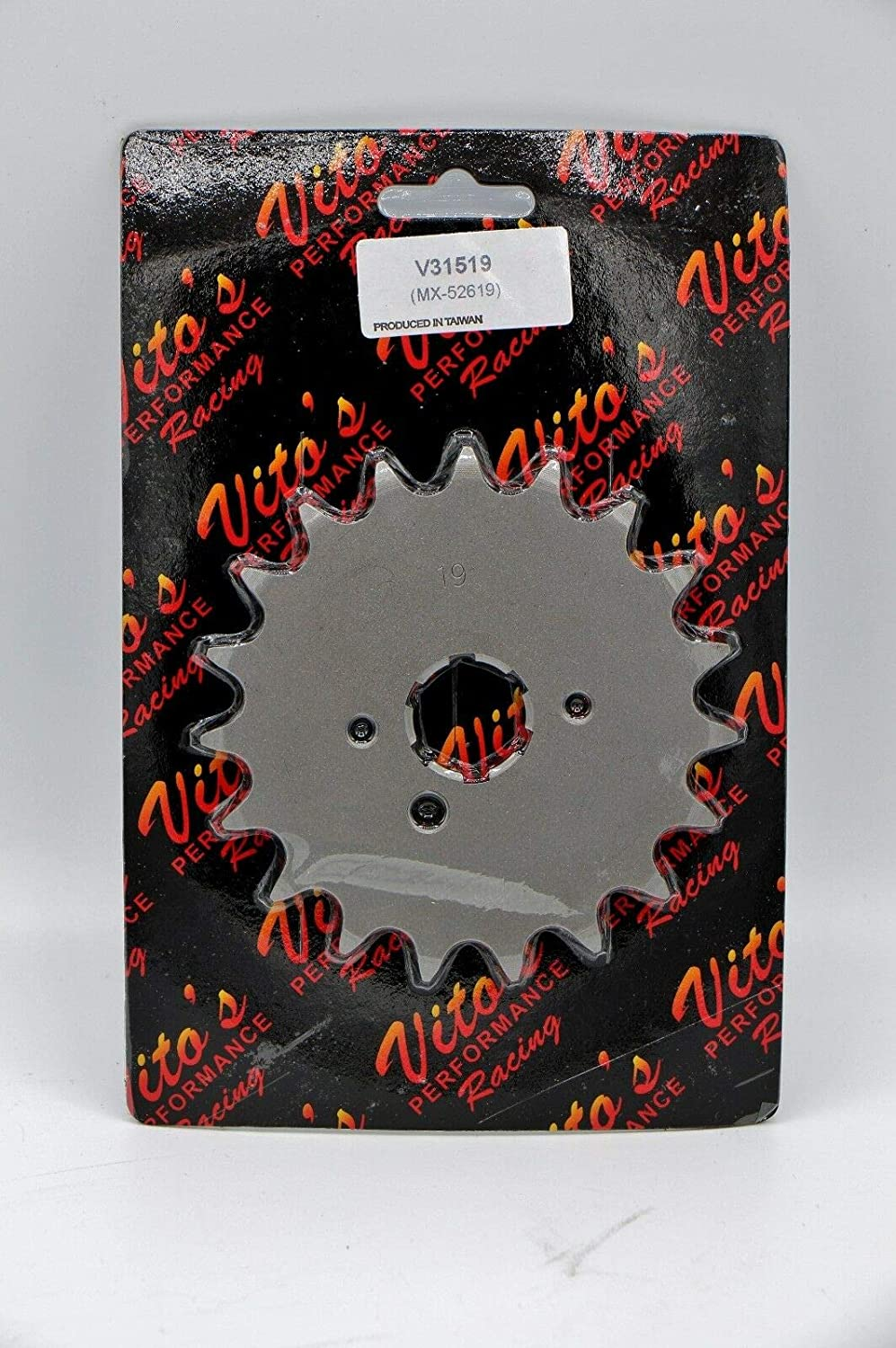 Vitos Performance Front Sprocket 19 Tooth Yamaha Banshee Warrior 350 Raptor 350