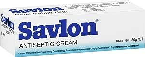 Savlon Antiseptic Cream Natural Healing, 50g