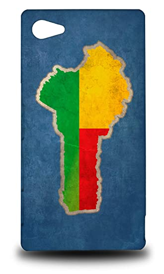 Amazon com: Benin National Country Flag Hard Phone Case Cover for