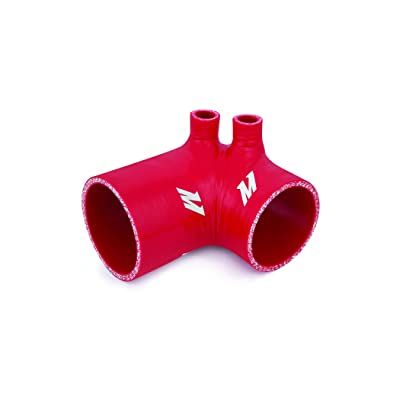 Mishimoto MMHOSE-E36-92IBRD Silicone Intake Boot Fits BMW E36 325 328 M3 1992-1999 Red: Automotive