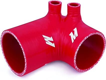 RED MISHIMOTO Silicone Intake Hose Coupler Boot 1992-1999 BMW E36