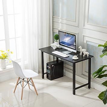 Amazon.com: Homemark Escritorio de escritorio para ordenador ...
