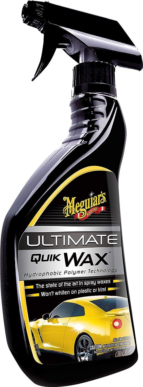 Meguiar S Me G17516 G17516eu Ultimate Quik Wax Spray Sprühwachs 450ml Auto
