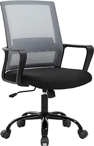 PayLessHere Ergonomic Office Chair Desk Computer Mesh Executive Task Swivel Rolling Gaming Modern Height Adjustable