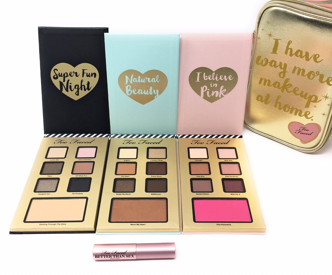 Best Makeup Too Faced Ever Collection Year 4q5A3RLj
