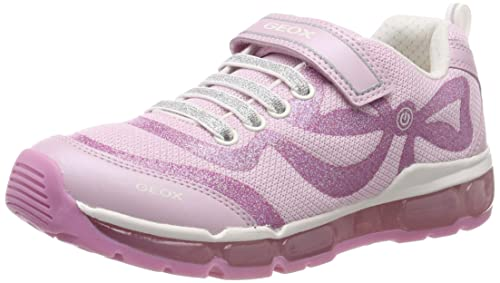3bf61476412d2b Geox J Android Girl C, Scarpe da Ginnastica Basse Bambina: Amazon.it ...