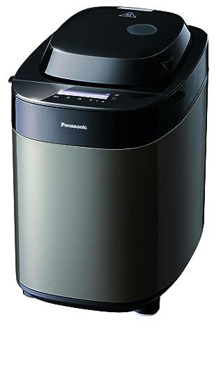 Panasonic SD-ZX2522KXG 550W Negro - Panificadora (Negro, Pan francés, Pan sin
