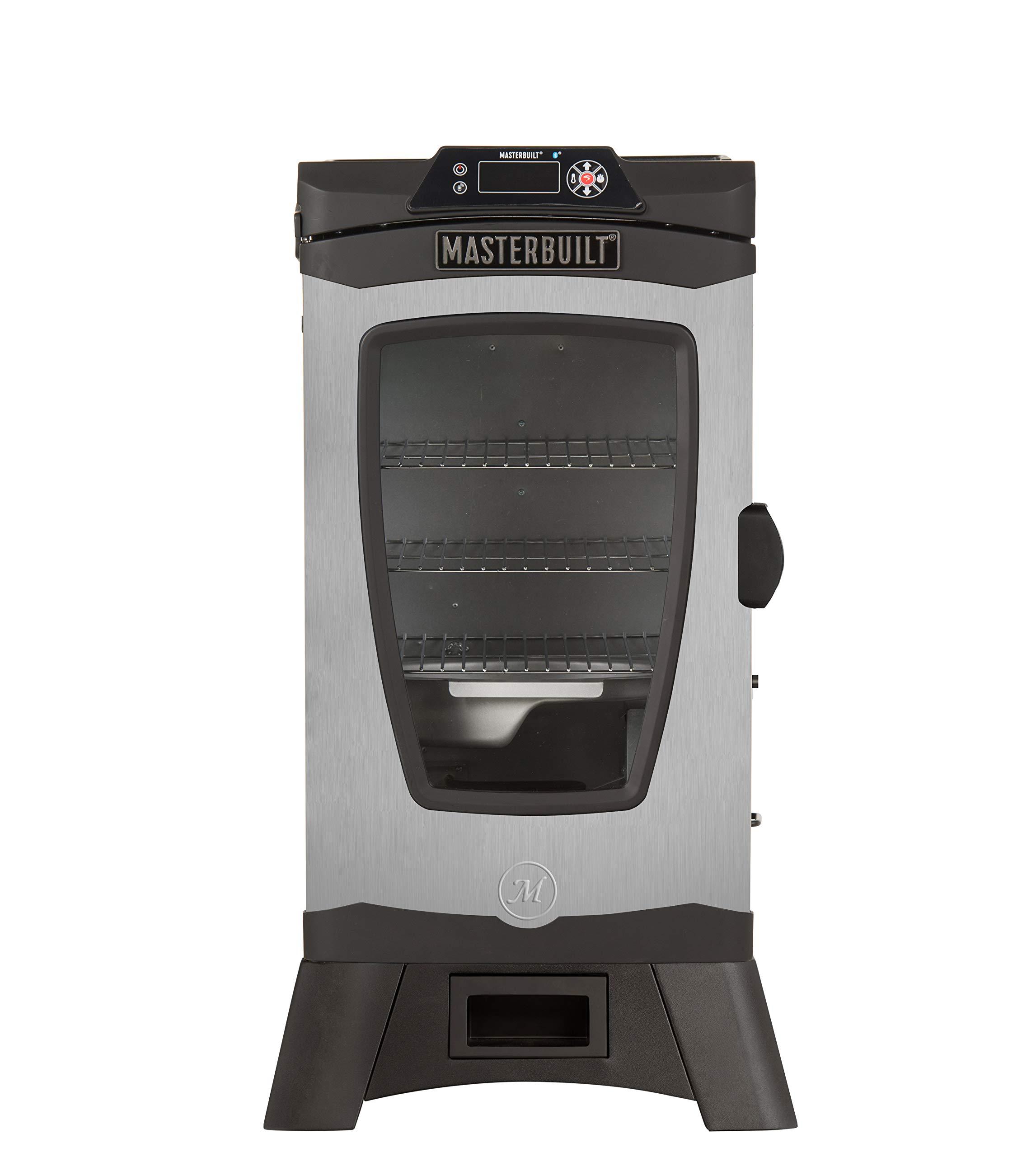 Masterbuilt MES 430S Bluetooth Digital Electric Smoker, 30'' by Masterbuilt