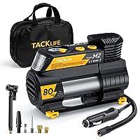 TACKLIFE M2 12V DC Digital Auto Tire Inflator Air Pump