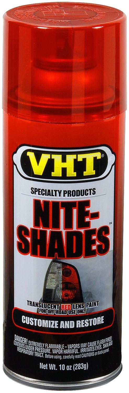 VHT (ESP888000-6 PK Red Nite-Shade Lens Tint - 10 oz. Aerosol, (Case of 6)