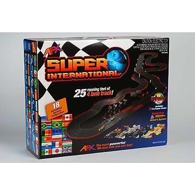 AFX Super International (MG+) Set: Toys & Games