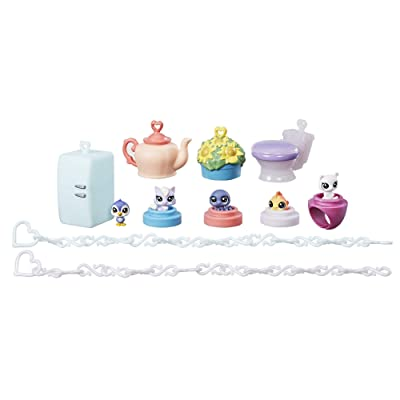 Littlest Pet Shop Homebound Bling: Toys & Games