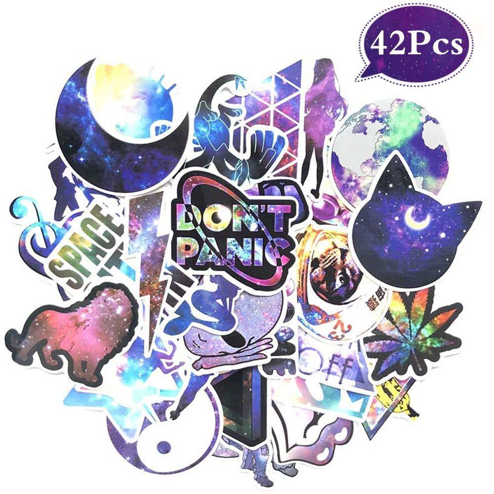 Stickers Calcos 42 un. Surtidos Origen U.S.A. (7T55Q2YF)