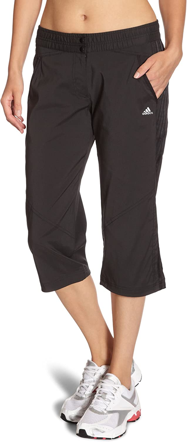 adidas Damen Hose Seperate S Clima Core Woven Stretch 34
