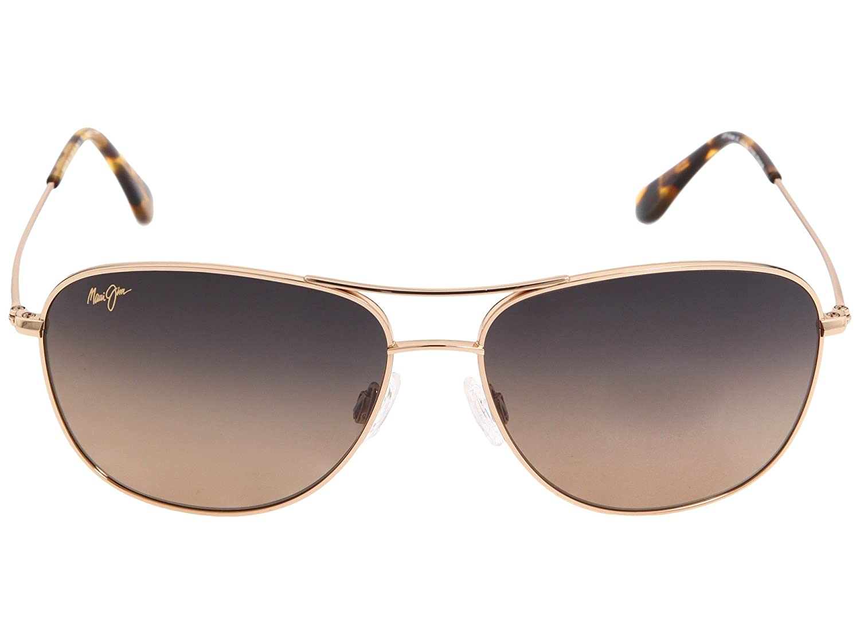 6b5a65b6d16bf Amazon.com  Maui Jim Cliff House Polarized Sunglasses  Clothing