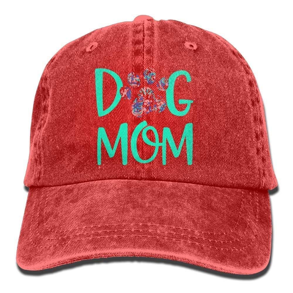luckwelw Mens New Dog Mom Cowboy Hats
