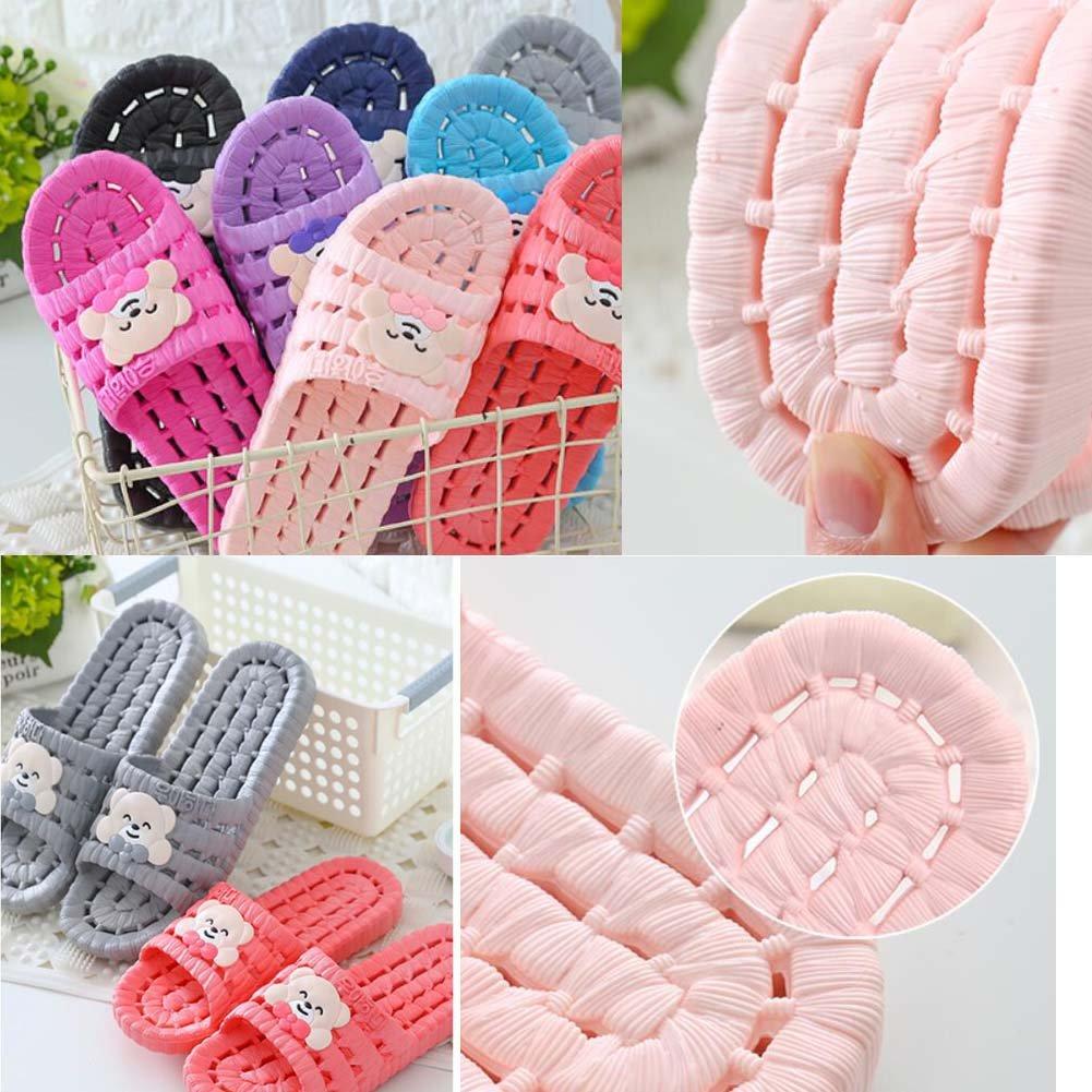 02 Alien Storehouse Women Bathroom Slipper Anti-Slip Indoor Outdoor Sandals Slippers