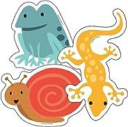Nature Explorers Frogs, Lizards & Snails Printable Cutouts