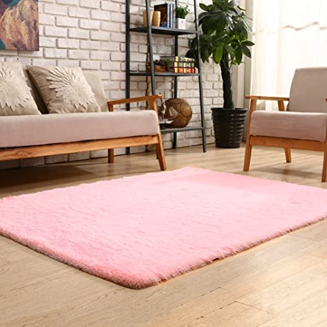 Amazon.com: YOH Super Soft Area Rugs(3rd Generation) Fluffy Shaggy ...