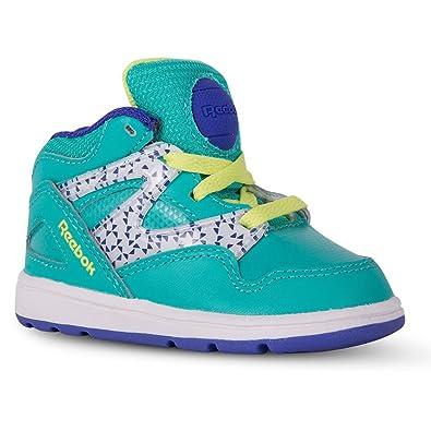 9d7480513d7e34 Reebok Versa Pump Omni Lite Kids Shoes Turquoise Size  7.5  Amazon ...