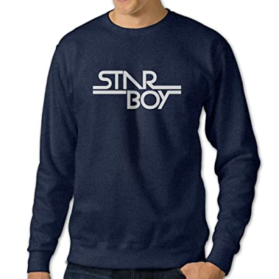 101Dog Starboy Mens Pullover-sweaters Navy