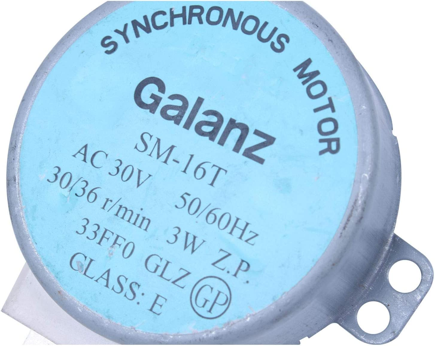 Cikuso Sm-16t AC 30v 3.5 / 4w 30/36 r/min Motor sincrono para ...