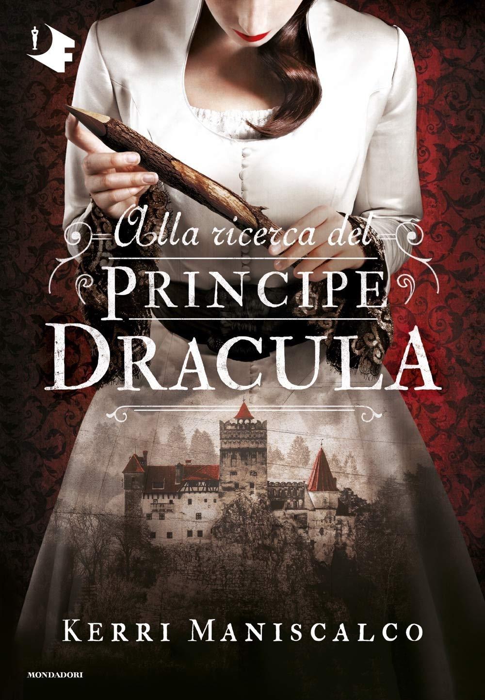 Alla ricerca del Principe Dracula - Copertina