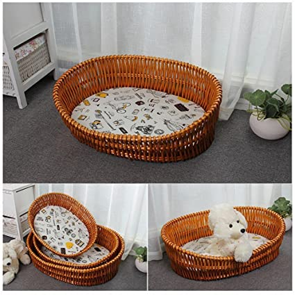 Kaxima Manta para Mascotas Lavable Rota Kennel Perro casa Gato tamaño de Nido de la Jaula