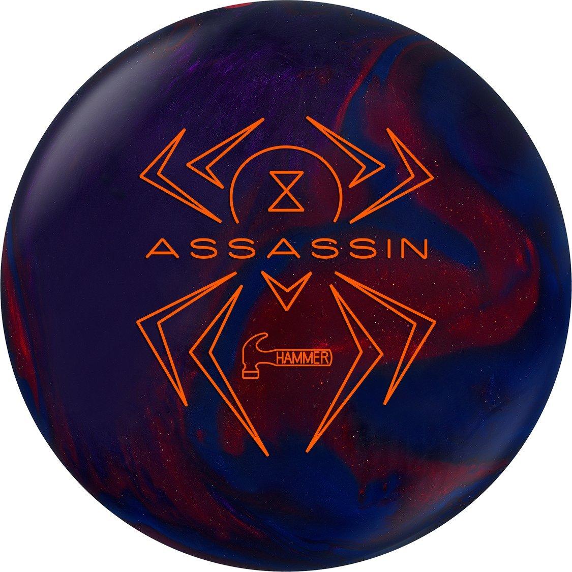 ハンマーブラックWidow Assassinボーリングボール B00I76XH6S B00I76XH6S 15-Pound 15-Pound, ナビ キャンセラー販売:2b0a7f35 --- sharoshka.org