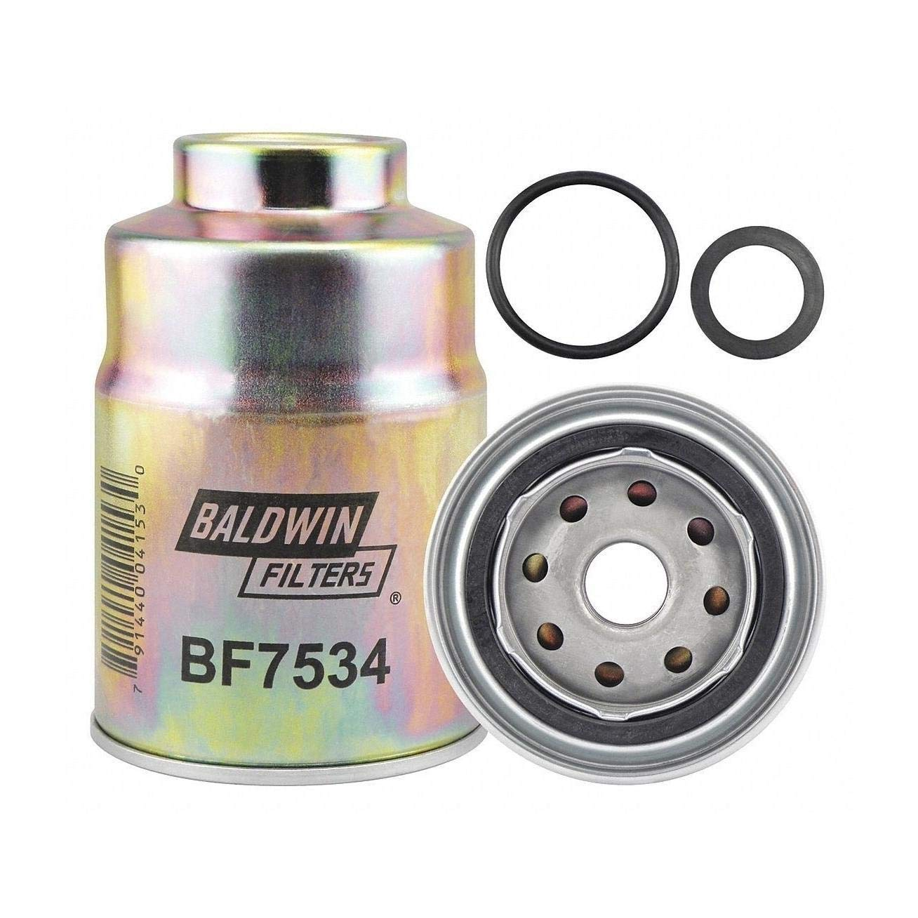 Baldwin BF7534 Spin-On Fuel and Water Separator