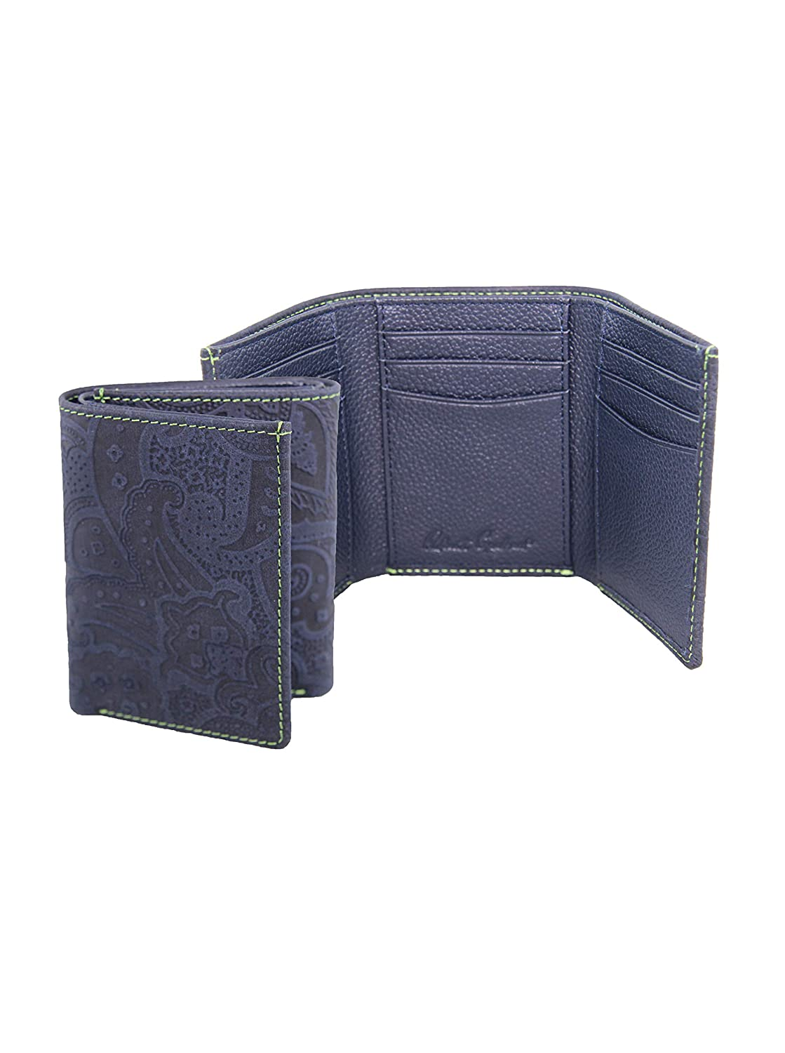 Robert Graham Chaisty Trifold Paisley Embossed Wallet RG207580